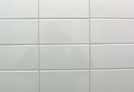 Voegen Kleuren Badkamer. Om Het Interieur Van De Badkamer Er Zo ...
