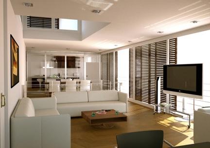 Overzicht Binnenhuisarchitectuur & Interiordesign