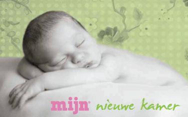 Babykamer Gordijnen Groens : Babykamer